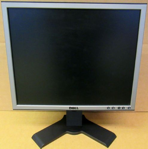 "Dell P190St 19"" Flat Panel LCD Monitor 1280 x 1024 800:1 5ms USB Hub 62WP2"